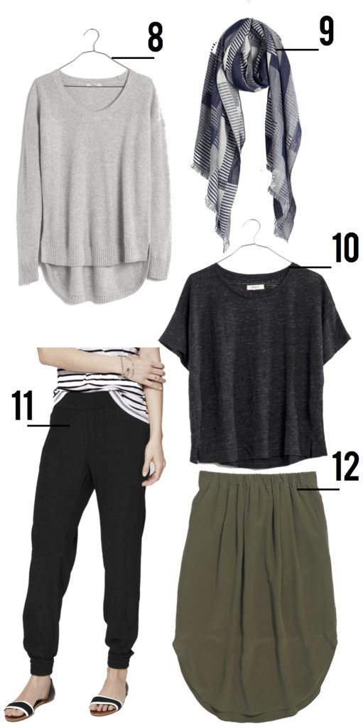 Fall Clothing Guide 2