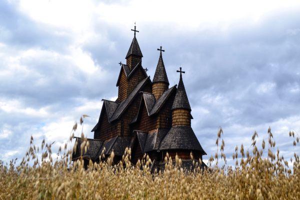 Telemark, landets vakreste fylke, har to godt bevarte stavkirker. For mindre enn en uke siden var...