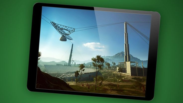Bin your PS4 - Frostbite team gets Battlefield 4 working on an iPad | The iPad Air 2's gaming future looks bright as Battlefield 4 is demoed on iOS. Buying advice from the leading technology site