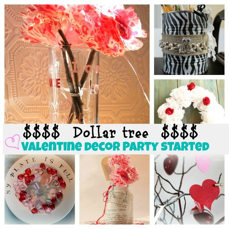 68 and counting dollar tree valentines decor decorating for Diy decor crafts