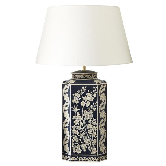 Patera Handpainted Table Lamp