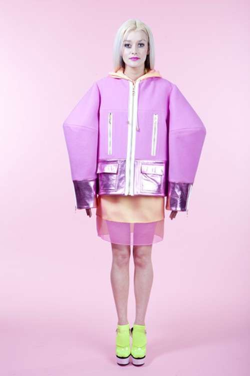 The Happy House Gbemi Collection Highlights Pastel Hues #candycolored #fashion trendhunter.com