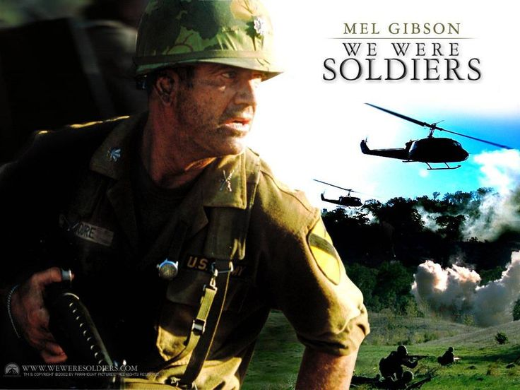 Another really good war movie. This one is Vietnam. Where I really like this one in comparison to other war movies is that it really connects with the individual character's AND their families. It's right there with Saving Private Ryan.