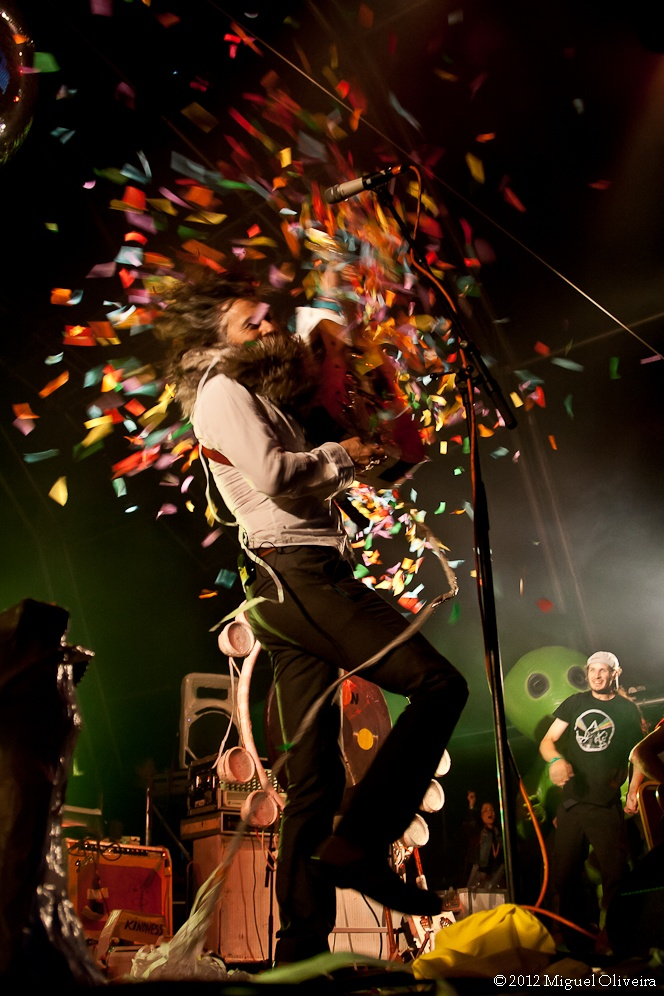 Flaming Lips - Miguel Oliveira