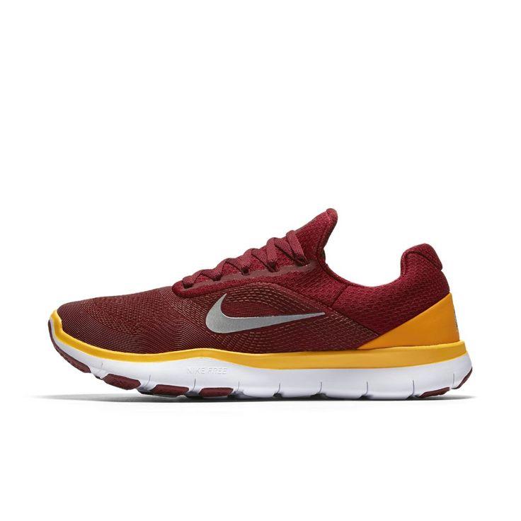Nike Free Trainer V7 (NFL Redskins) Men's Training Shoe Size 12.5 (Red)