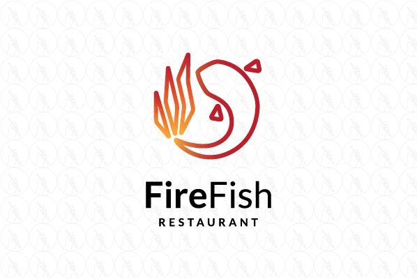 264 best food images on pinterest diseo de logotipo logo fire fish 350 negotiable httpstronglogos forumfinder Gallery