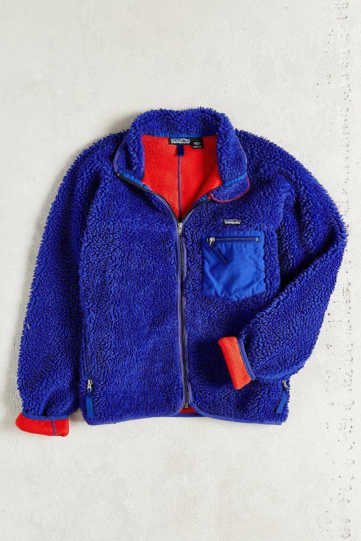 Vintage Patagonia Fleece Jacket - Urban Outfitters