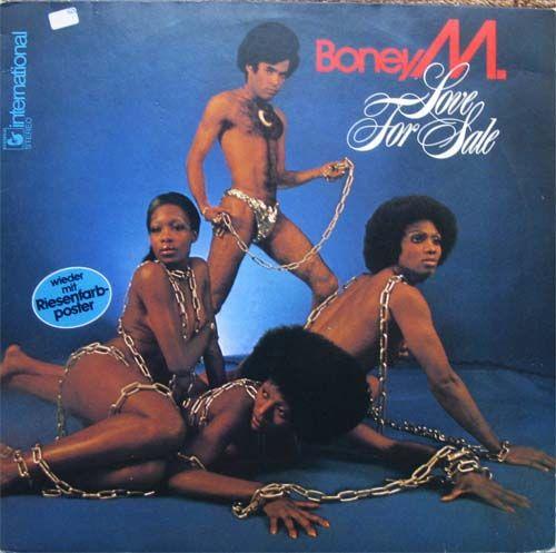 Boney M - Love For Sale