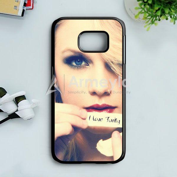Taylor Swift Poster 1989 Cover Album Taylor Swift Singer Samsung Galaxy S7 Case | armeyla.com