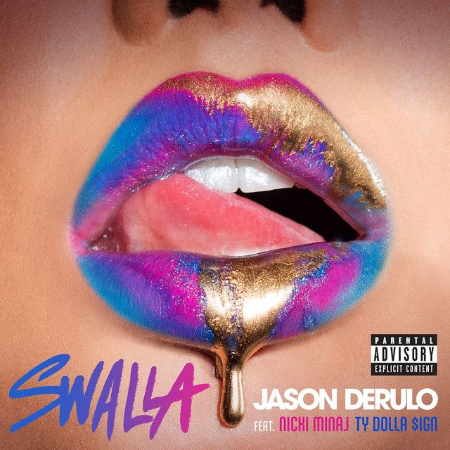 """Swalla (feat. Nicki Minaj & Ty Dolla $ign)"" by Jason Derulo Nicki Minaj Ty Dolla $ign added to Today's Top Hits playlist on Spotify From Album: Swalla (feat. Nicki Minaj & Ty Dolla $ign)"