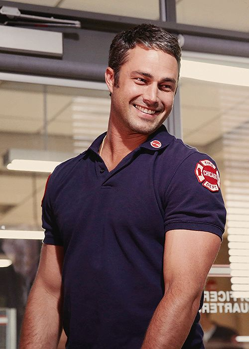 Taylor Kinney Born 15th July 1981. Plays Kelly Severide .Lieutenant Rescue Squad Co. 3 in Chicago Fire.