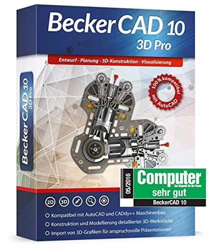 Perfect Becker Cad D Pro f r Microsoft Windows Vista
