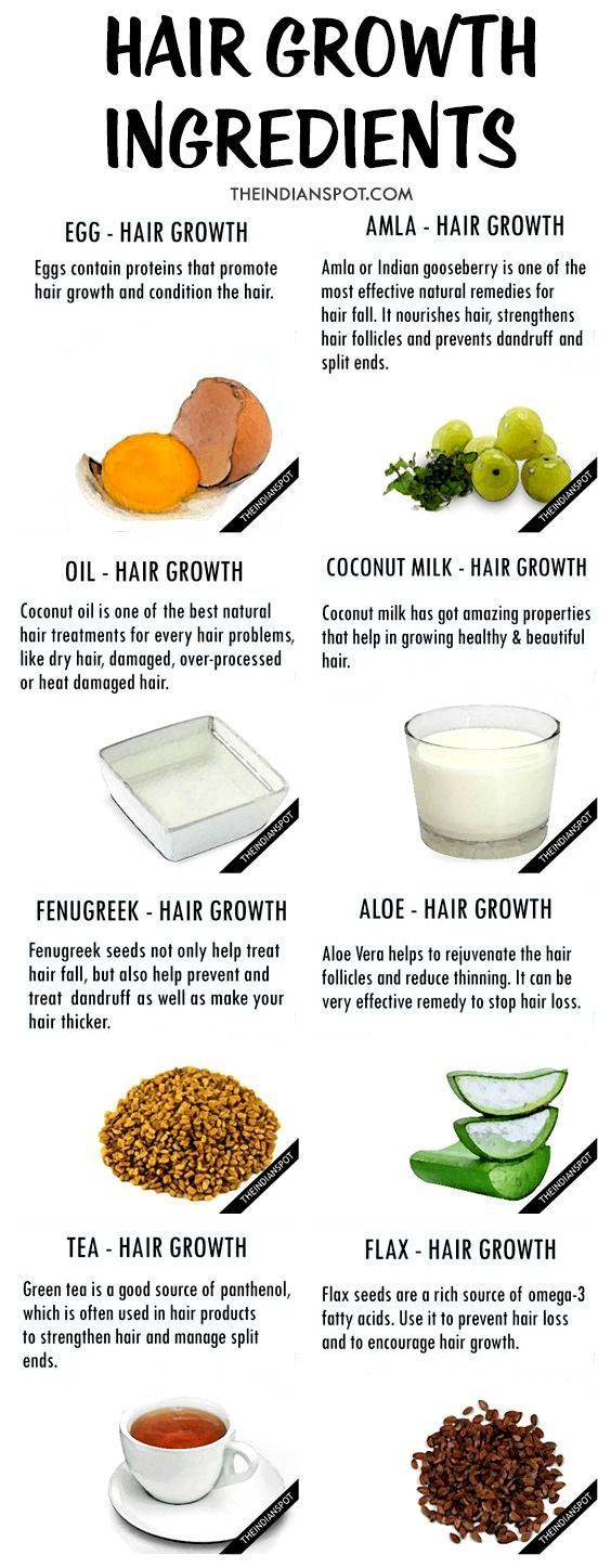 Best one ingredient natural hair growth remedies