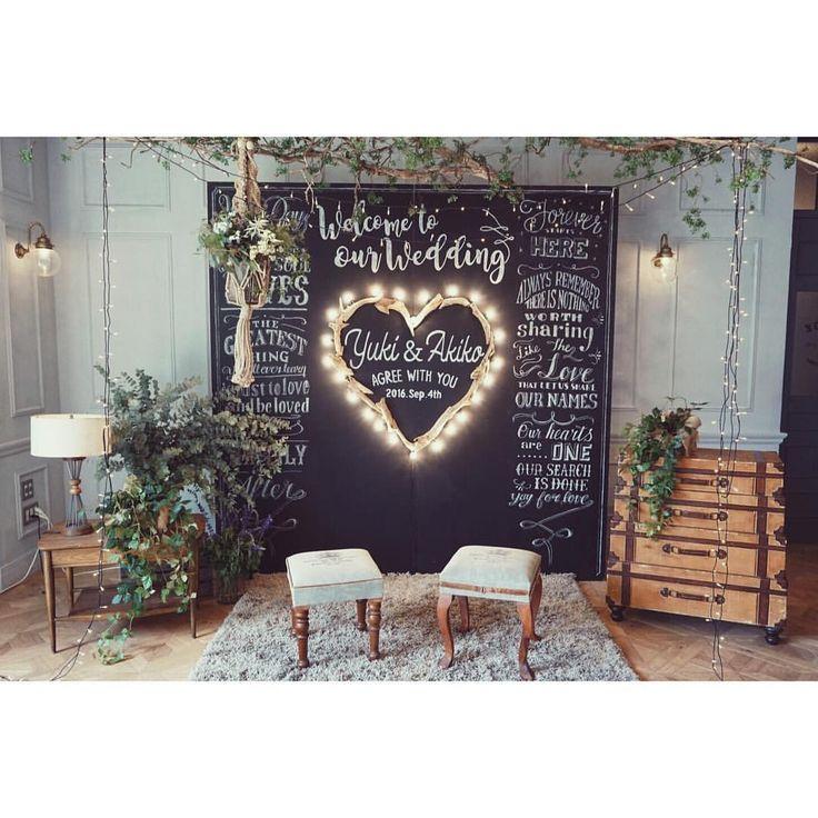 いいね!172件、コメント3件 ― Tetsuya Shinotsukaさん(@shinotsuka.tsg)のInstagramアカウント: 「Chalkboard Decoration designer @kondo.tsg Planner @okayama.tsg…」