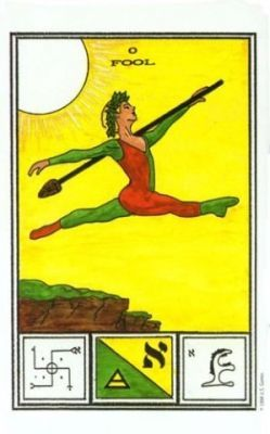 """Уникальная колода, соединившая карты Таро с Енохианской магией, астрологией и каббалой, ангелами Шем ха-Мефореш и демонами Гоэтии, клипот и Тоннелями Сета. Школа """"Геромопль"""" так же предалагет в свободном доступе единственный русский перевод авторского руководства по этой колоде на germopol.ru"""