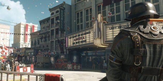 Neue Gameplay-Videos zu Wolfenstein II: The New Colossus erschienen: Wolfenstein II: The New Colossus befindet sich noch etwa einen Monat…