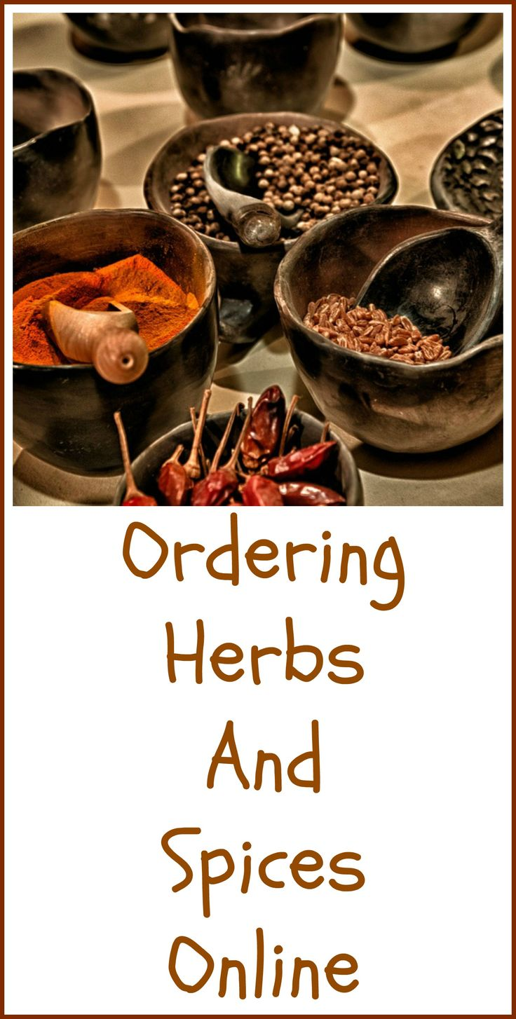 Buy herbs online - Best 25 Spices Online Ideas On Pinterest List Of Spices Coriander Powder And Buy Spices Online