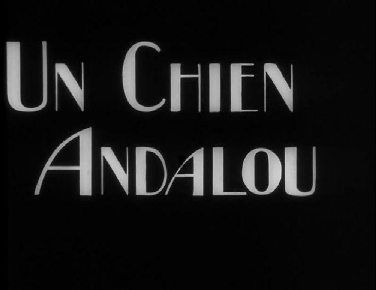 UN CHIEN ANDALOU - Luis Buñuel (1928) // An Andalusian Dog