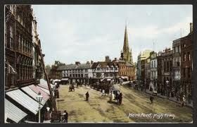 Old Hereford town