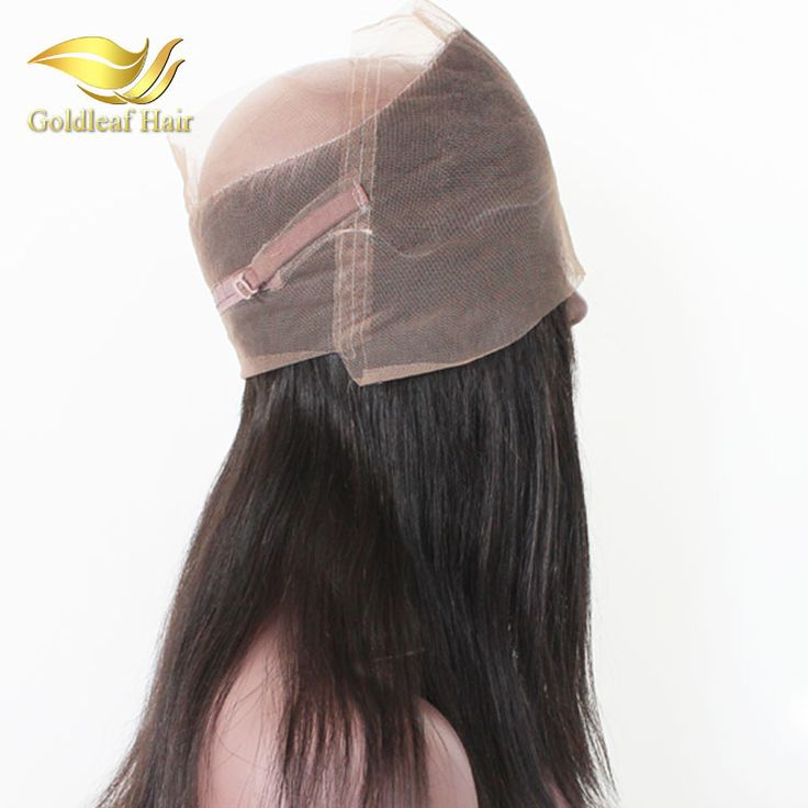 Wholesale popular 100% human hair 360 lace frontal, brazilian hair 360 lace frontal closure with bundles Email:sales2@goldleafwig.com Whatsapp:+8618253634280 Tel:+8618253634280