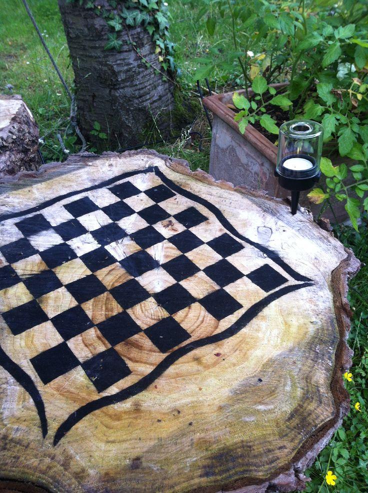 Plus de 1000 id es propos de id es jardin pour votre - Peindre un tonneau en bois ...