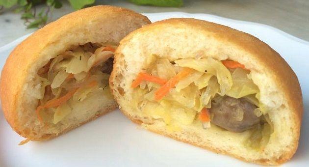冷凍 |野菜ピロシキ| ロシア料理通販 ロシアの食卓(渋谷ロゴスキーオンラインショップ)