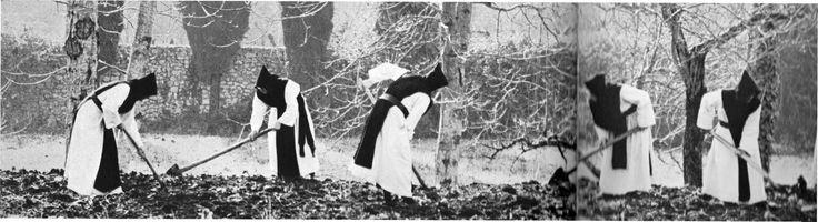 Skapulir/Scapular adalah baju kerja jubah panjang yang menggantung pada bahu para rahib yang awalnya digunakan agar pada saat bekerja di ladang ataupun di dapur, baju para rahib tersebut tidak kotor.