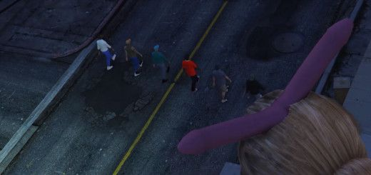 The Hey Arnold! intro remade in GTA V is hilarious