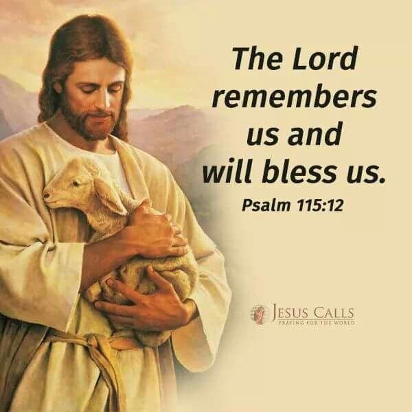 Psalm 115:12