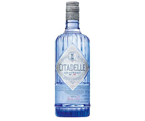 Gin Citadelle, le nouveau flacon #gin #spiritueux #gastronomie #packaging