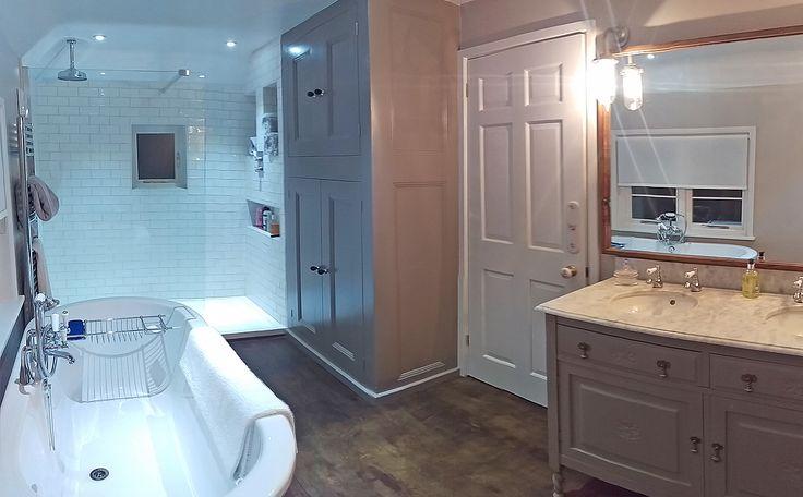 DIY bathroom project Charlie DIYite