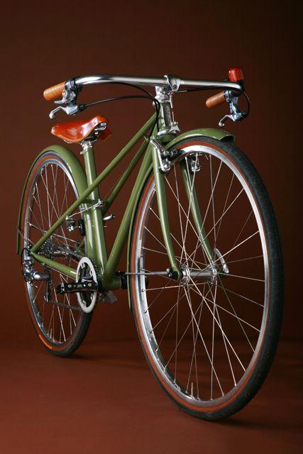 Oooh pretty! I want this bike,
