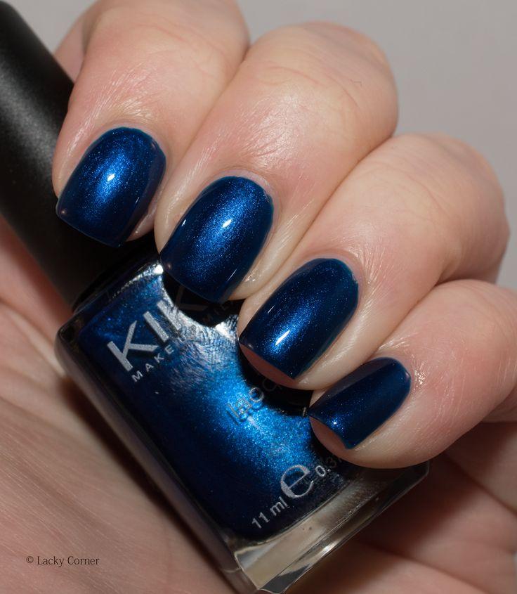 Lacky Corner: Reader's Choice - Kiko 266 Ultramarine Blue