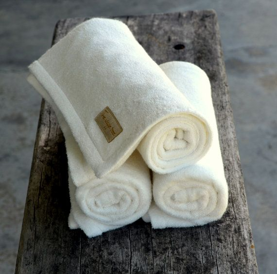 Nappy Off Mat  3 pack of Waterproof Organic by TheWiggleTree, $69.00