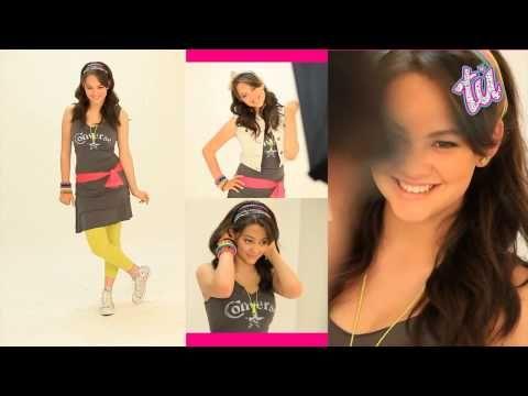 La CQ behind the scenes look belleza revista TU Mexico - YouTube