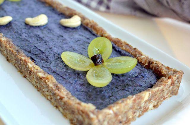 Sweet, bio and delicious: Crostata Sunsweet Raw