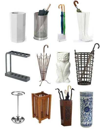 Best Umbrella Stands 2012