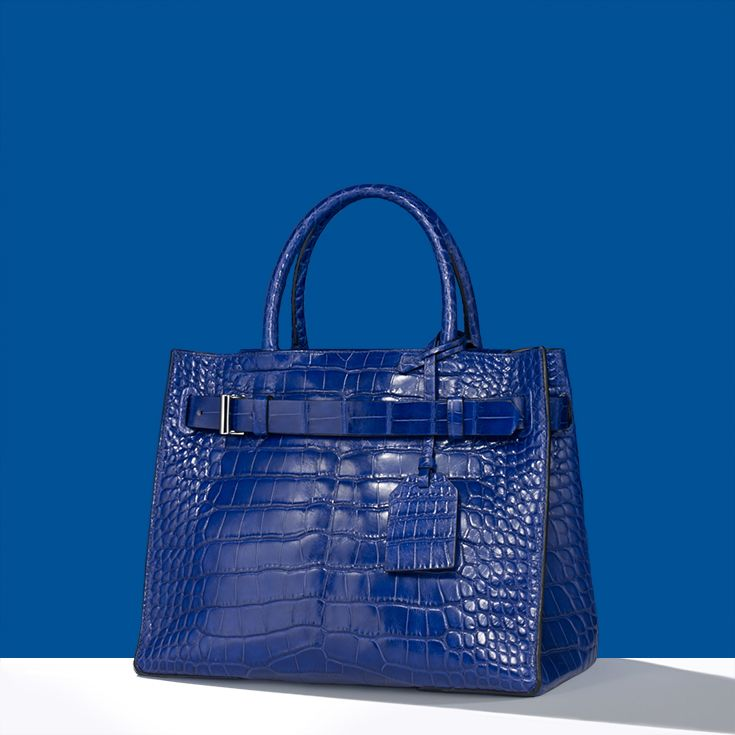 The limited edition RK40 handbag. Alligator and other exotic skins ...