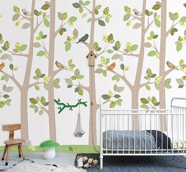 25 beste idee n over bos kamer op pinterest bos slaapkamer bos decor en bos thema slaapkamers - Nacht kamer decoratie ...