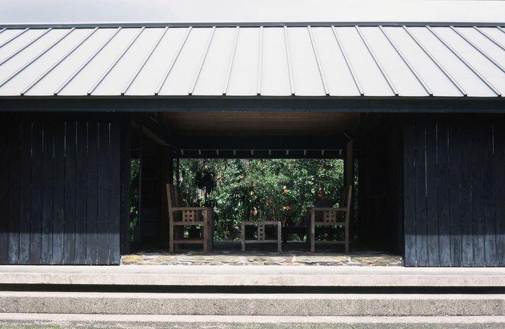 House in Yakushima 2000 屋久島の家 堀部安嗣