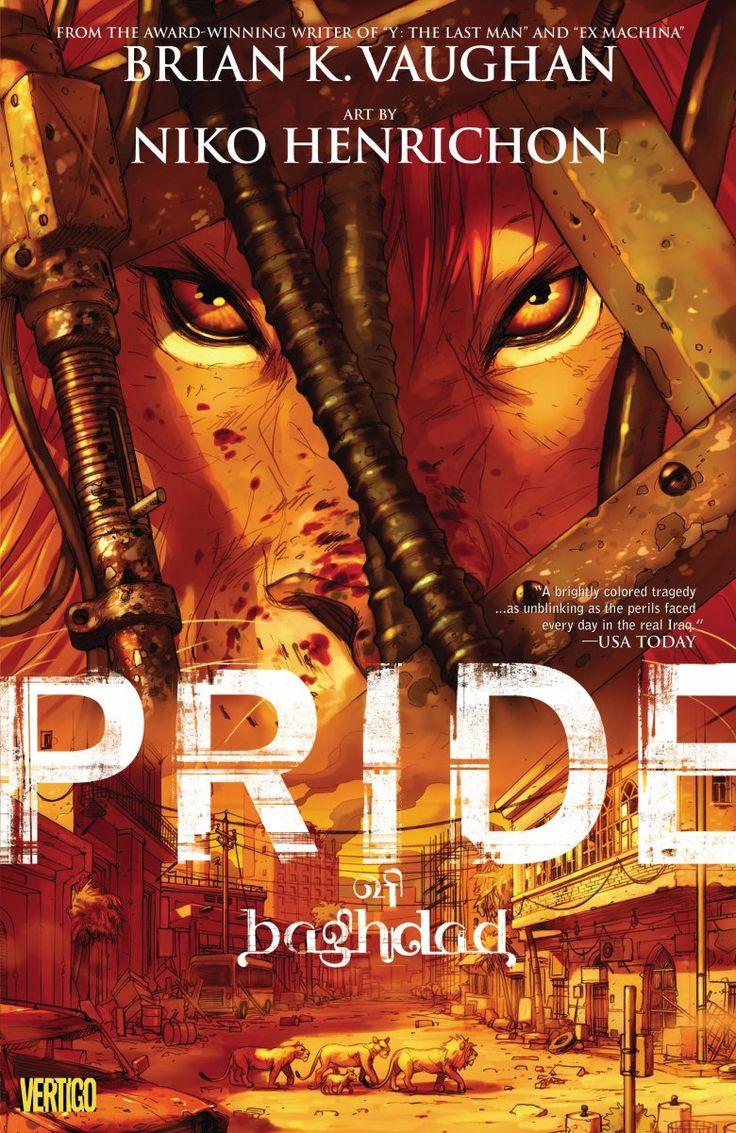 Cover of Pride of Baghdad read online