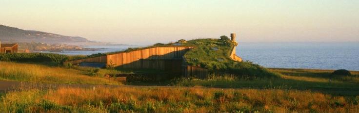 Brunsell Sharples Residence The Sea Ranch Ca