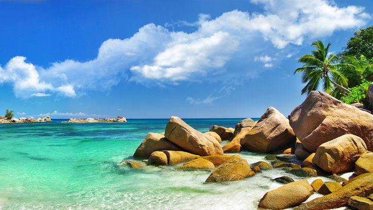 Seychelle-szigetek - UTAZÁS