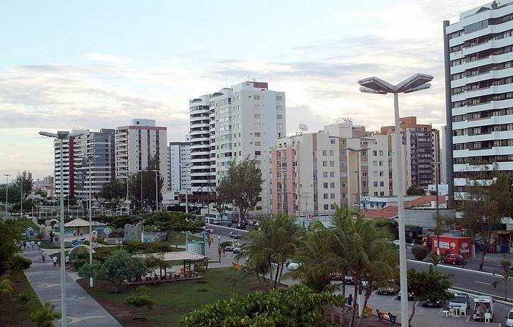 Praia de Atalaia - Aracaju Brasil