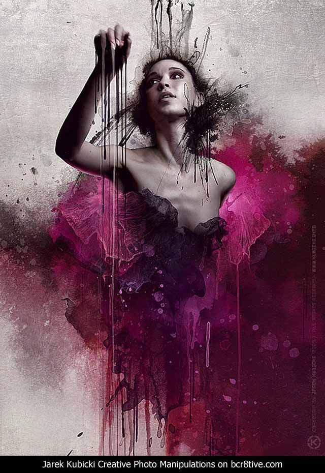 Jarek Kubicki Digital Photo Manipulations