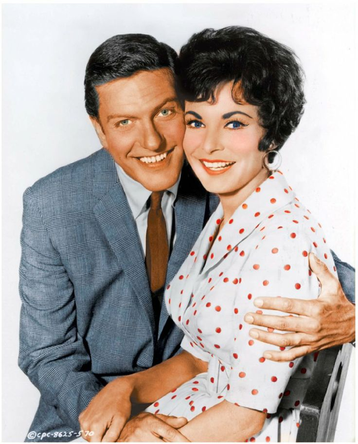 Still of Janet Leigh and Dick Van Dyke in Bye Bye Birdie