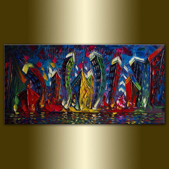 Ich habe sammeln Kunst seit über 20 Jahren. Ich muss sagen, dass Herr Lau ist eines der besten jungen Künstler in unserer Generation mitkommen. Seine Verwendung von Farbe, Struktur und Form sind einzigartig und inspirierend. Ich habe bereits 9 seiner Gemälde erworben und wird sicherlich mehr zu meiner Sammlung hinzufügen. Seine Unterschrift Stadtbild Gemälde sind überwältigend. Ich hoffe, dass dieser junge Mann bekommt die Belichtung und die Anerkennung, die er verdient, um seine grenzenlose…