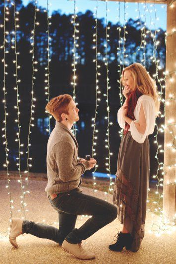 Pin for Later: 10 Perfect Proposal Reactions