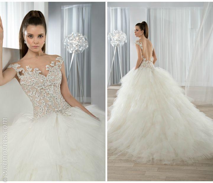 Las Novias 2016 De Demetrios Vestidos De Novia Wedding