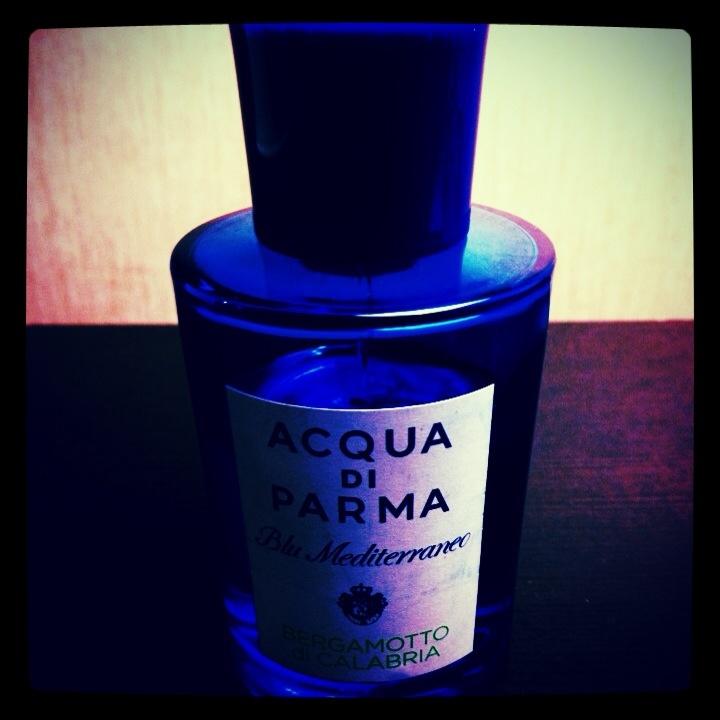 Aqua Di Parma, my favourite men's cologne